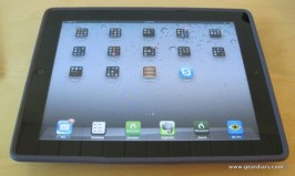 Gear Diary iPad Case Review: HandyShell Case photo