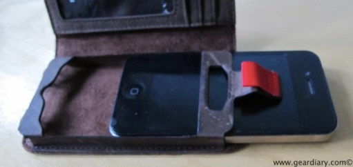 Gear Diary iPhone 4 Case Review: Twelve South BookBook for iPhone 4 photo