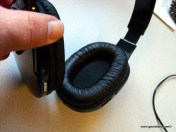 Gear Diary Review: Sporty MP3 Player Stereo Headphones + FM Radio  photo