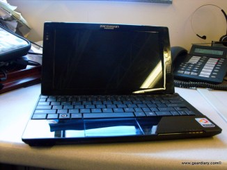 Gear Diary Linux Netbook Review: ZaReason Teo Pro Netbook photo
