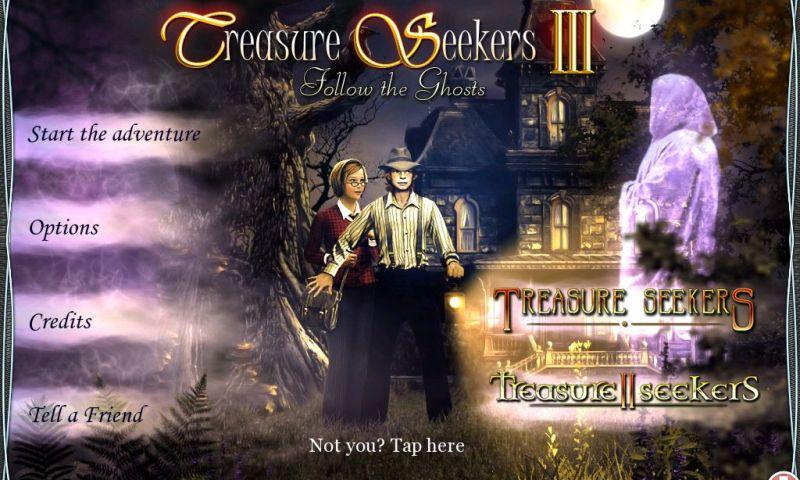 Treasure Seekers 31
