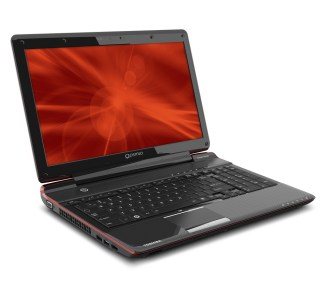 Gear Diary Toshiba Releases Qosmio F755 3D, Calling It the First Glasses Free 3D Laptop photo