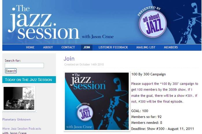 Jazz Session 300