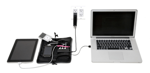 Gear Diary Review: AViiQ Portable Charging Station photo