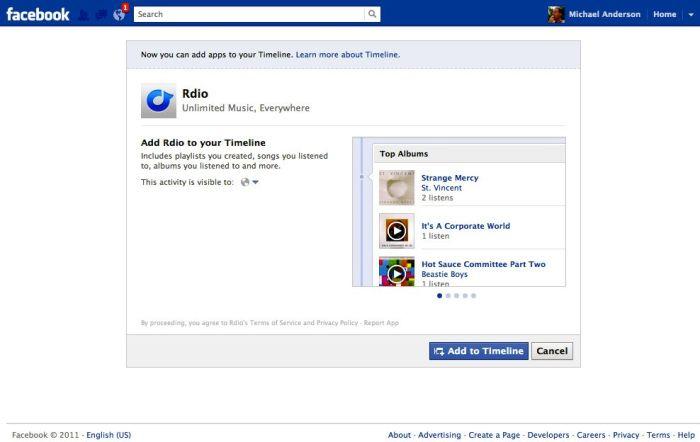 Facebook Music3