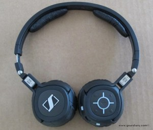 Gear Diary Bluetooth Headphone Review: Sennheiser MM450 photo
