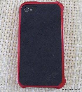 Gear Diary iPhone 4S Case Review: Element Case Vapor Comp photo