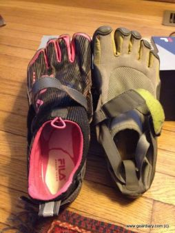 Gear Diary The Fila Skeletoes 2.0 Review photo