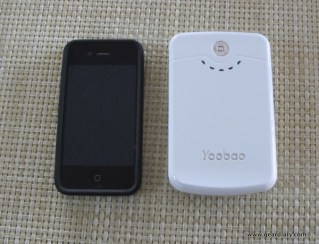 Gear Diary Yoobao Power Bank 11,200 mAh Battery Review photo