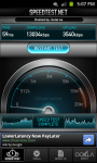 Samsung Skyrocket speed test
