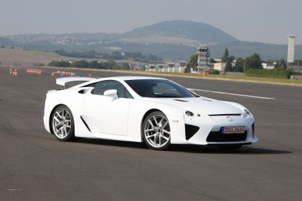 Lexus LFA Nurburgring PresentationPhotoshooting Japan Group 18.Sept.2009