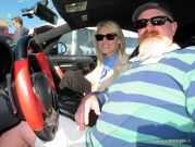 Gear Diary At the Las Vegas Speedway with a 2013 Lexus GS 350 F Sport and an LFA photo