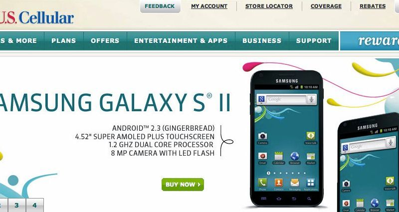 US Cellular SGS 2