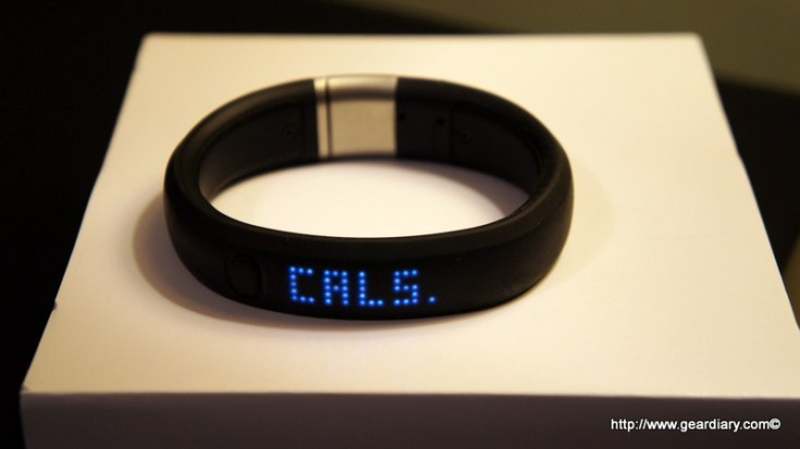 Fuelband - Cals