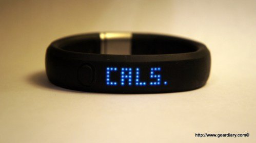 Fuelband - Cals 2