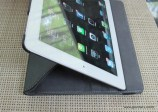 Gear Diary Aranez Swivel New iPad 3 Leather Case Review photo