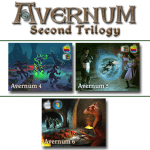 Avernum Great Trials Trilogy