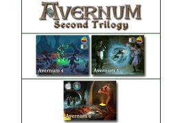 Avernum Great Trials Trilogy