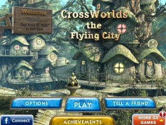Gear Diary Crossworlds the Flying City for iPad Review photo
