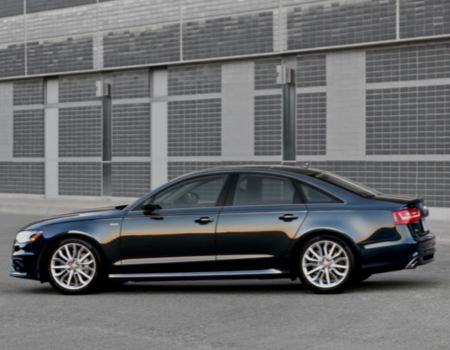 AudiA6side