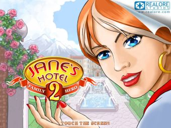 Gear Diary Jane's Hotel 2 Family Hero HD for iPad Review photo