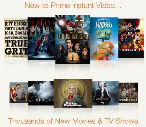 Amazon Epix Deal