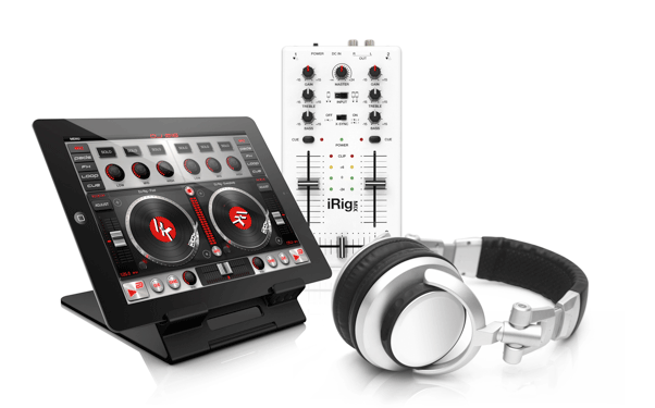 DJ Rig iPad
