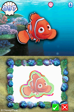 Drawing Nemo