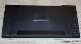 Gear Diary iHome iDM5 Bluetooth Keyboard Speaker System Review photo