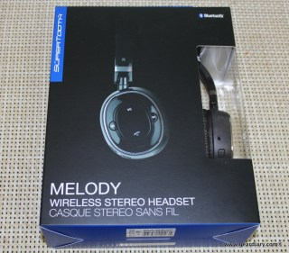 Gear Diary SuperTooth MELODY Bluetooth Stereo Headphones Review photo