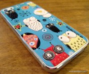 Gear Diary id America Cushi Dot Soft Foam Pad for iPhone 5 Review photo