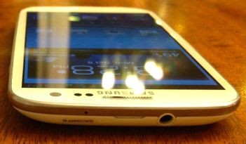 Gear Diary Samsung Galaxy S III from U.S. Cellular Review and Video Hands On photo