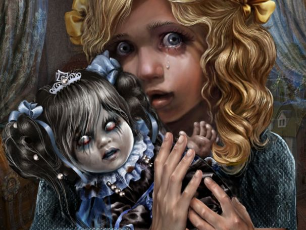 Whisper of Fear Cursed Doll7