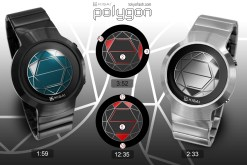 Gear Diary The Tokyoflash Kisai Polygon Arrives Just in Time for the Holidays photo