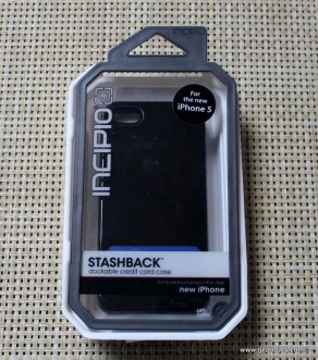 Gear Diary Incipio Stashback for iPhone 5 Review photo