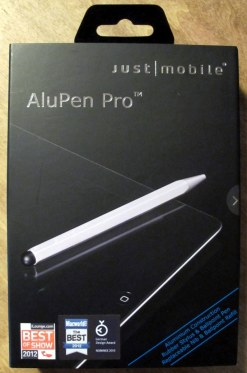 Gear Diary Just Mobile AluPen Pro Review photo
