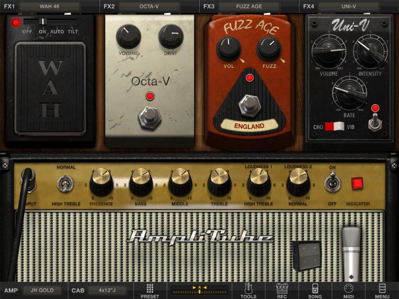 Amplitube Hendrix 1