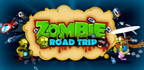 Zombie Road Trip FeatureGraphic