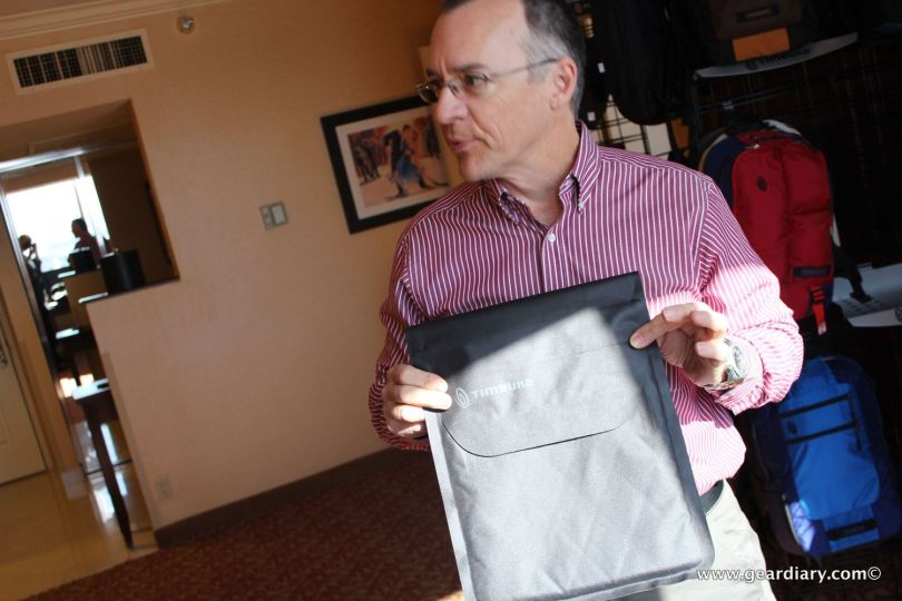 Waterproof laptop and tablet protection
