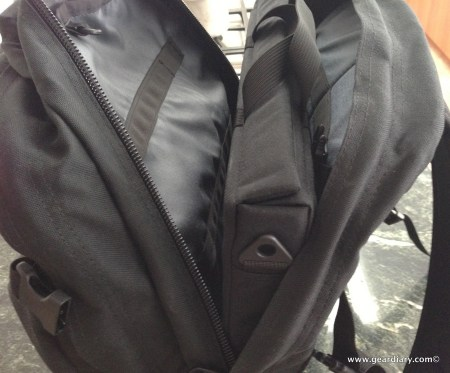 Gear Diary Tom Bihn Brain Bag and Accessories 019