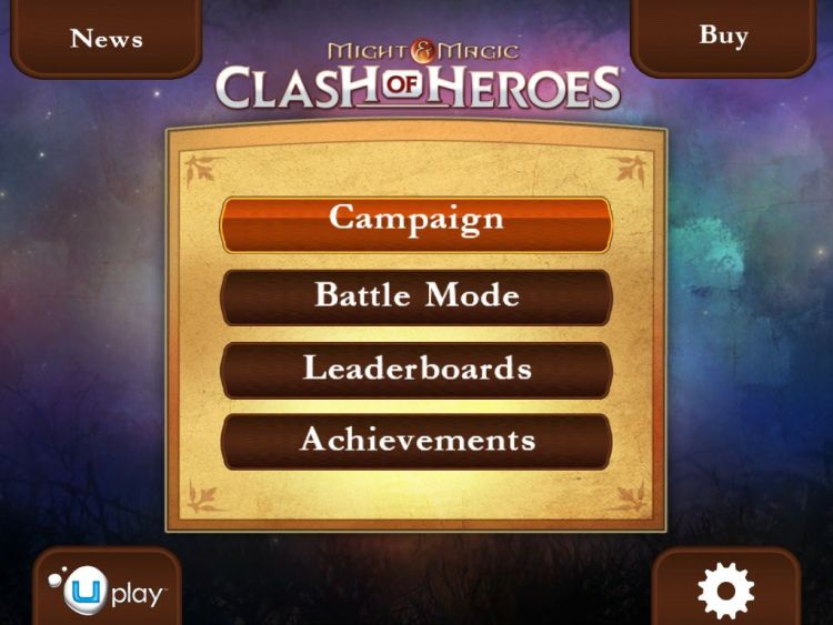 Might and Magic Clash of Heroes SS2