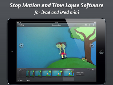 iStopMotion for iPad 2