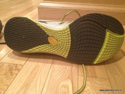Road Glove 2 sole