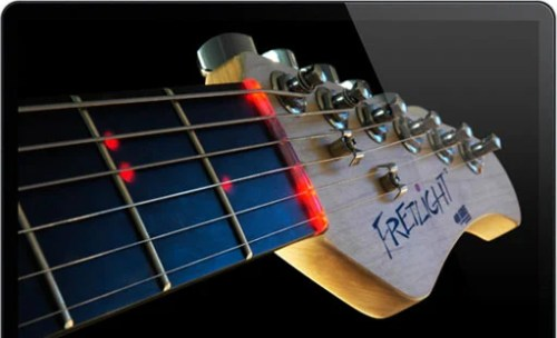 Fretlights Offers World's Easiest Guitar to Play