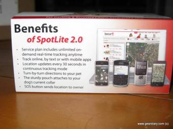 Gear Diary Spotlite 2.0 GPS Pet Tracker Review photo