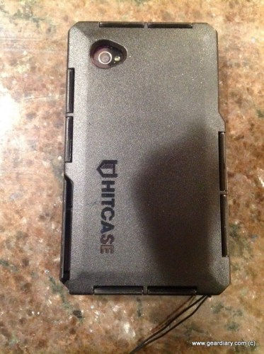 Hitcase for iPhone 4S