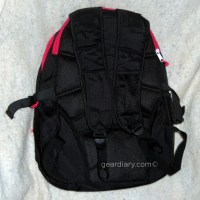 Gear Diary iSafe Urban Crew Backpack Review   Wired with Protective Lights and a Loud Alarm photo