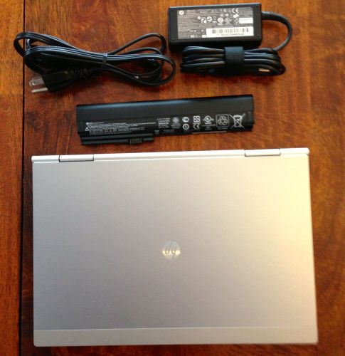 Hewlett Packard Elitebook 2570p Notebook PC Review