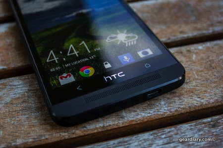 HTC ONE BLACK Gear Diary 001