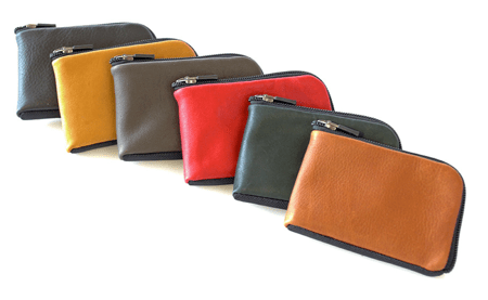 Waterfield Finn Leather Wallets